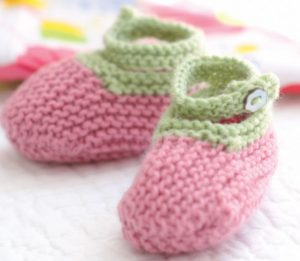 0321f5b9f25d9 Baby Booties Free Knitting Patterns for 0-3 months