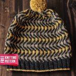 Bousta Beanie Free Knitting Pattern