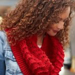 Be True Knit Cowl Free Pattern