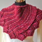 Dragon Fire Cowl Free Knitting Pattern