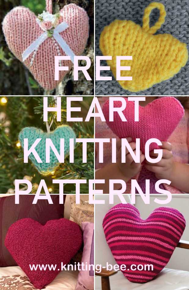 Thousands Of Free Knitting Patterns Knitting Bee