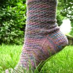Hermione's Everyday Socks Free Knitting Pattern