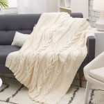 Luxurious Cabled Throw Free Knitting Pattern