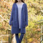 Penelope's Cardigan Free Knitting Pattern