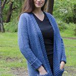 Saturday Cardigan Free Knitting Pattern