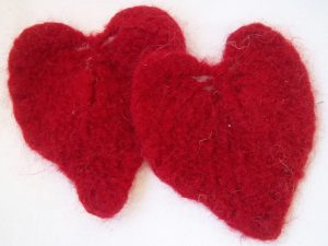 Heart Knitting Patterns