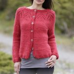 Warm Autumn Cardigan Free Knitting Pattern