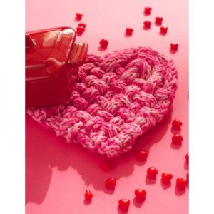 heart knitting pattern free