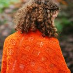 Bauble Lace Shawl Free Knitting Pattern Download