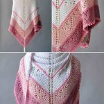 Be Mine Shawl Free Knitting Pattern