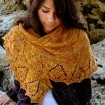 Beithe Lace Shawl Free Knitting Pattern