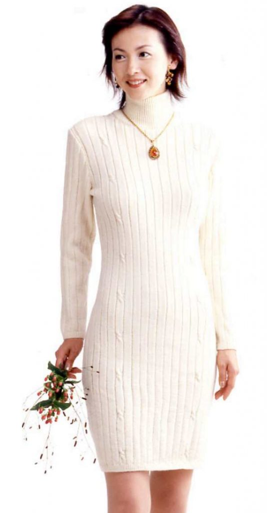 Free Free Dress Knitting Patterns With Turtlenecks Patterns
