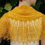 Good Day Sunshine Lace Shawl Free Knitting Pattern