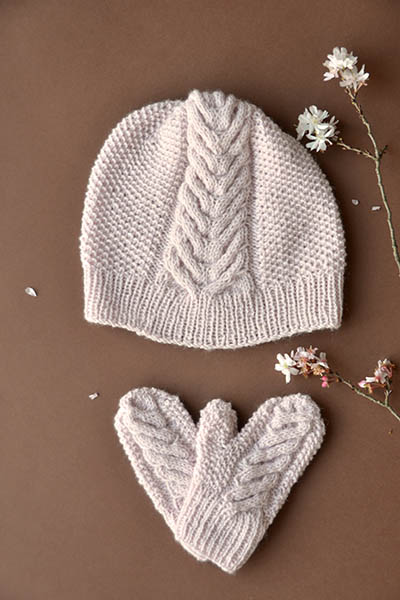 Mittens ⋆ Knitting Bee 9 Free Knitting Patterns