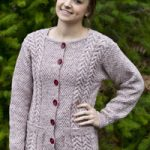 8f9155976d2f8f Alpaca Cabled Cardigan Free Knitting Pattern ⋆ Knitting Bee