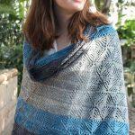 Pinwheel Lace Shawl Free Knitting Pattern