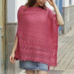 Scarborough Fair Free Lace Shawl Knitting Pattern Download