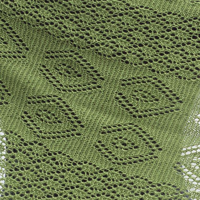 Shetland Inspired Lace Wrap Free Knitting Pattern Knitting Bee