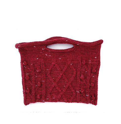 18bag Knit Handbag Free Pattern