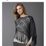 Air Lux Lace Shawl Free Knitting Pattern