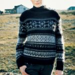 Anya Nordic Styled Sweater Free Knitting Pattern