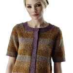 Arak Colorwork Cardigan Free Knitting Pattern