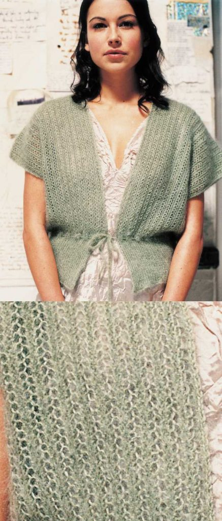 973b5b5235d0 Ash Cardigan Free Knitting Pattern ⋆ Knitting Bee
