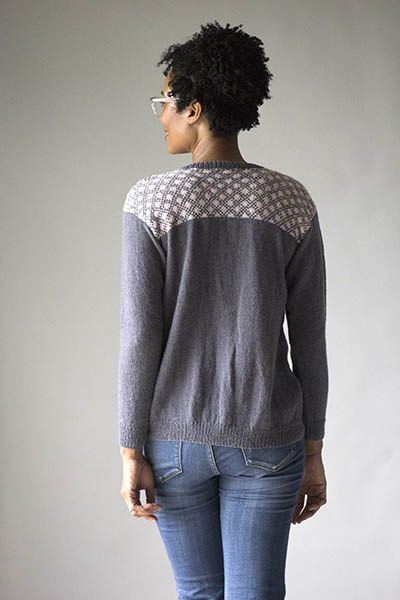 Bellissima Cardigan Free Women's Knitting Pattern