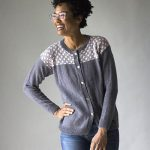 Bellissima Cardigan Free Women's Knitting Pattern