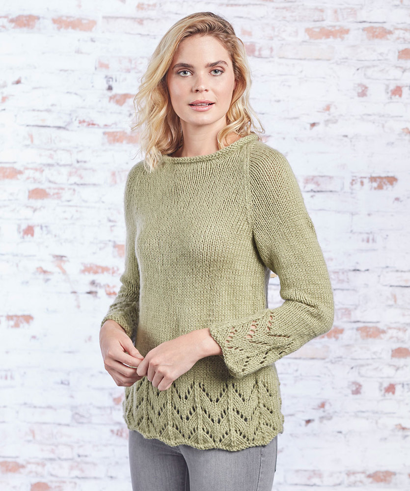 300 + Free Sweater Knitting Patterns You Can Download Now! (327 free ...
