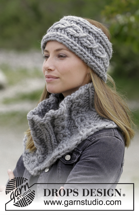Free Bulky Yarn Headband Free Knitting Patterns Patterns Knitting
