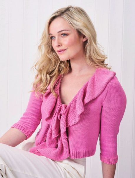 Free Free Cropped Cardigan Knitting Patterns Patterns Knitting