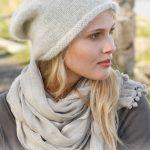 Gotland Alpaca Beanie Free Knitting Pattern