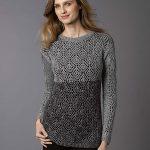 Katia Lace Sweater Free Knitting Pattern
