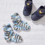 Knit Baby Socks Free Knitting Pattern Download