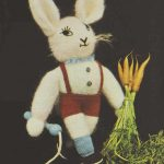 FREE KNITTING PATTERN Knit Peter Rabbit with this vintage pattern from The Australian Woman's Weekly 2nd of November 1966.