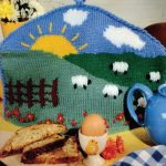 Rise and Shine Tea Cosy Free Knitting Pattern