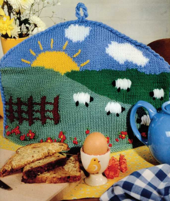 Free Tea Cozy Knitting Patterns To Download Immediately 18 Free