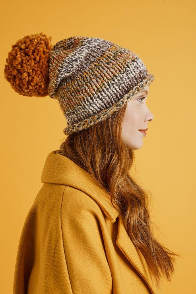 Simple Hat Free Knitting Pattern Download