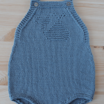 Whale Overall Free Baby Knitting Pattern