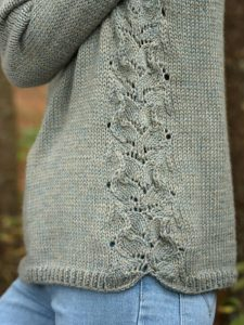 Lace Pullover Knitting Patterns