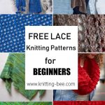 Free Lace Knitting Patterns for Beginners.