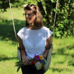 Free Knitting Pattern for Anemone Lace Top