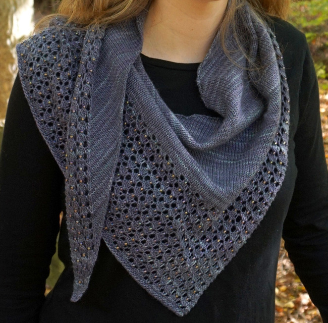 Over 150+ Free Shawl Knitting Patterns to Download Now ...