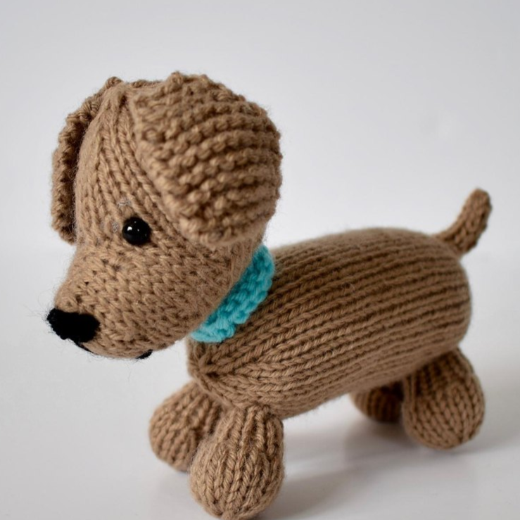 Free Free Dog Toy Knitting Patterns Patterns Knitting Bee 29
