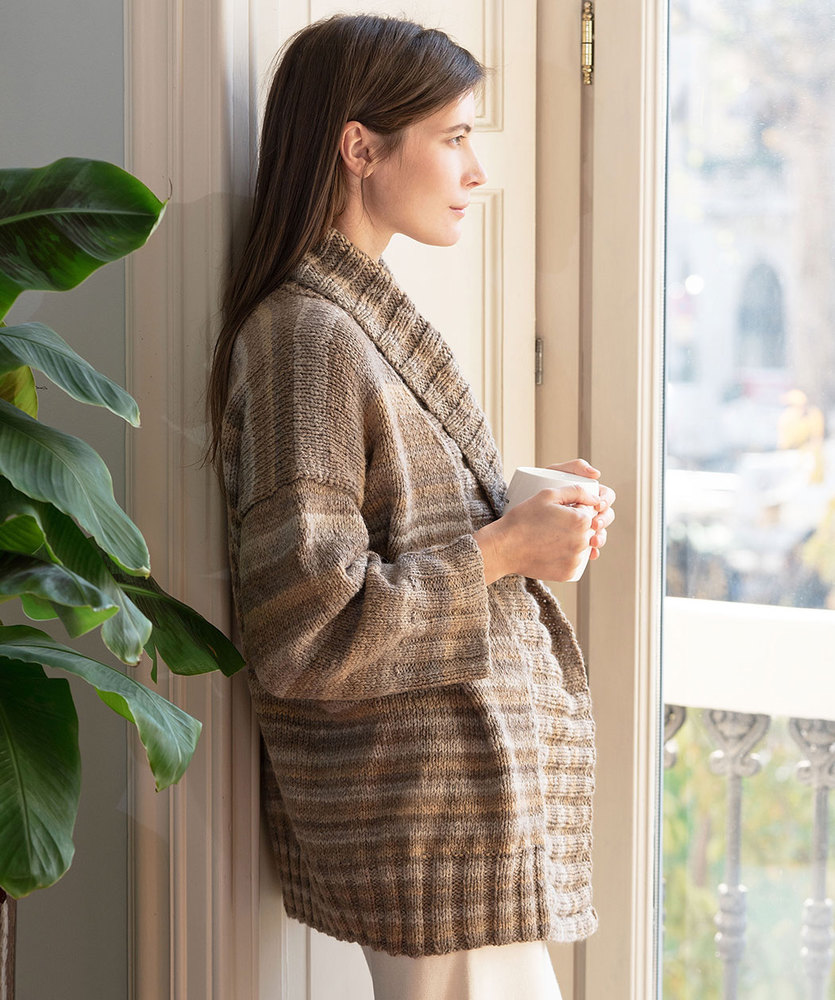Free free open cardigan knitting pattern Patterns ⋆ Knitting Bee ...