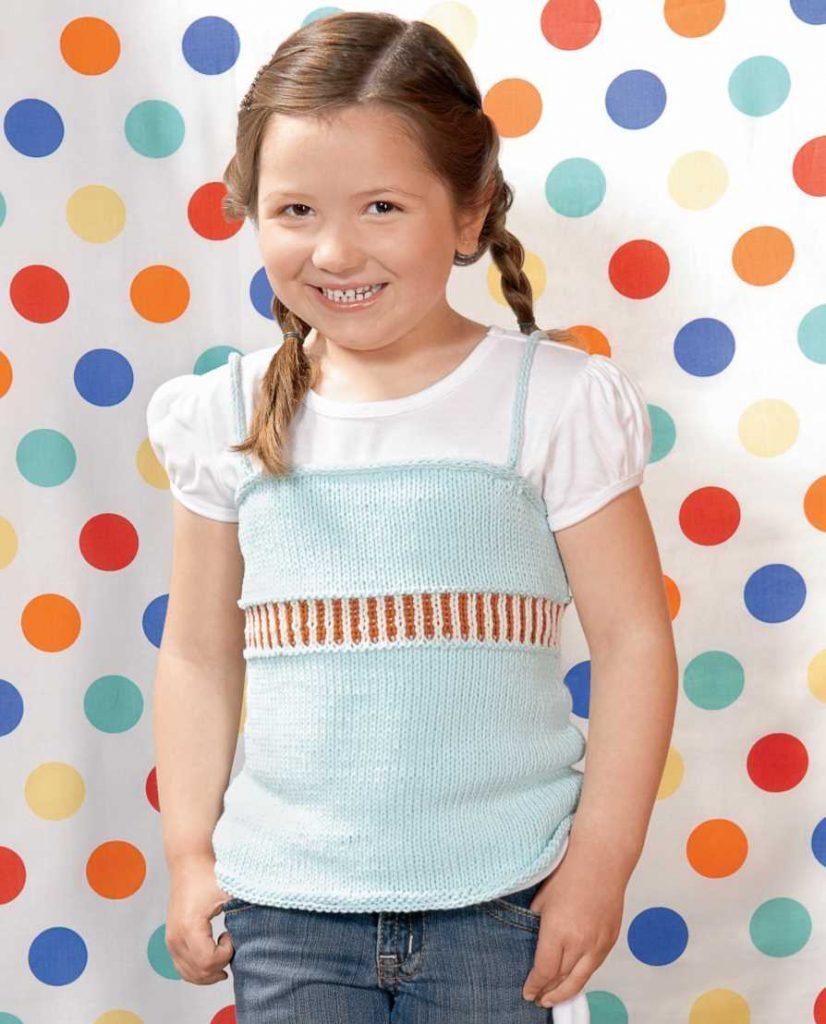 Free Knitting Pattern for 3 Year Old Girls