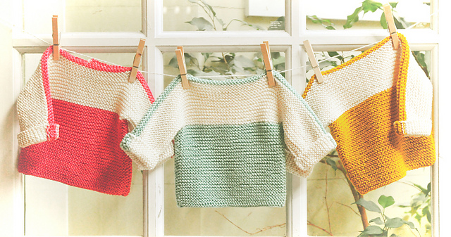 Free Knitting Pattern for 3 Year Old Sweater