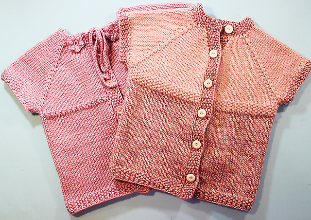 Free Knitting Pattern for 3 Year Old Vest