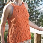 Free Knitting Pattern for a Cabled Tank Top